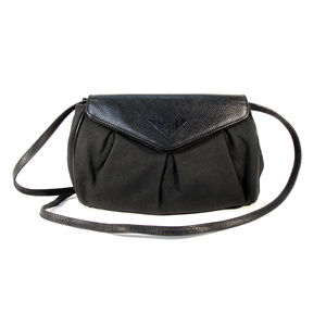 FENDI Vintage Convertible Crossbody/Clutch Bag
